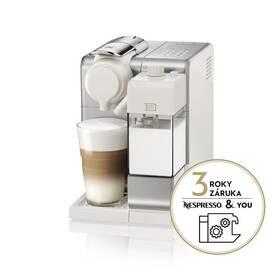 Espresso DeLonghi Nespresso Lattissima Touch EN560.S strieborné