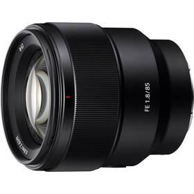 Objektív Sony FE 85 mm f/1.8 čierny