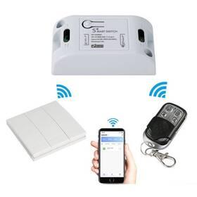 Relátková jednotka iQtech SmartLife SB002, Wi-Fi, s ovladači (iQTSB002)