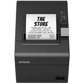 Tlačiareň pokladničná Epson TM-T20III (C31CH51011) čierna