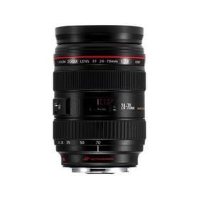 Objektív Canon EF 24-70 mm f/2.8 L II USM (5175B005AA) čierny