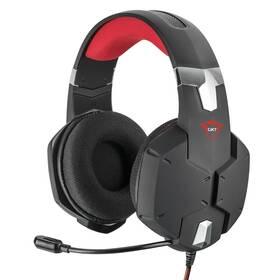 Headset Trust GXT 322 Carus (20408) čierny