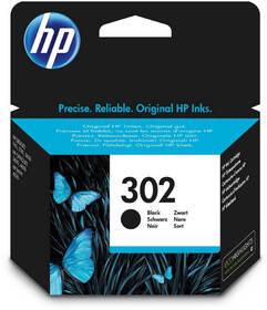 Cartridge HP 302, 190 stran (F6U66AE) čierna