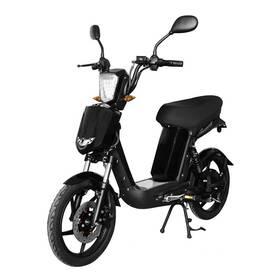 Elektrická motorka RACCEWAY E-Babeta E-BABETA, černý čierna farba