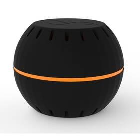 Senzor Shelly HT, bateriový snímač teploty a vlhkosti, WiFi, (bez baterie) (SHELLY-HT-B) čierny