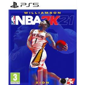 Hra Take 2 PlayStation 5 NBA 2K21 (5026555428798)
