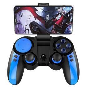 Gamepad iPega Blue Elf, iOS/Android, BT (PG-9090) čierny/modrý