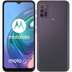 Mobilný telefón Motorola Moto G10 - Aurora Grey (PAMN0024PL)