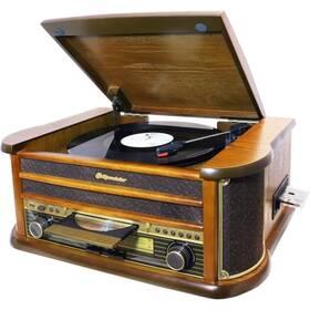 Gramofón Roadstar HIF-1899TUMPK drevený