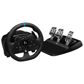 Volant Logitech G923 Racing Wheel and Pedals pro Xbox One/Series a PC (941-000158)