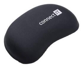 Podložka Connect IT zápěstní před myš (CI-498) čierna