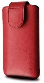 Púzdro na mobil FIXED Sarif 5XL (RPSFM-011-5XL) červené