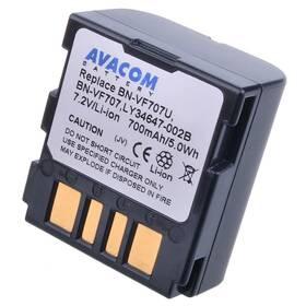 Batéria Avacom JVC BN-VF707, 707U Li-ion 7.2V 700mAh (VIJV-707-174)