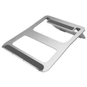 "Podstavec pre notebooky FIXED Frame Book do 15,6"" (FIXFR-BOK-SL) hliník"