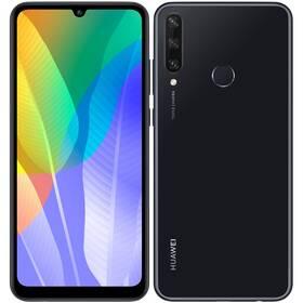 Mobilný telefón Huawei Y6p (HMS) (SP-Y6P64DSBOM) čierny