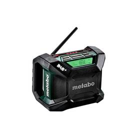 Stavebné rádio Metabo 60077885 R12-18DAB+BT (bez aku)