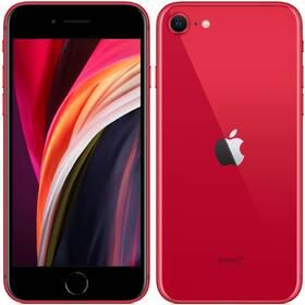 Mobilný telefón Apple iPhone SE (2020) 64 GB - (PRODUCT)RED (MHGR3CN/A)