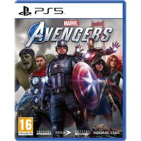 Hra SQUARE ENIX Playstation 5 Marvel's Avengers (5021290089006)