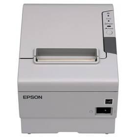 Tlačiareň pokladničná Epson TM-T88V (C31CA85044A0) biela