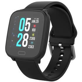 Fitness náramok Carneo SlimFit+ (8588006962987) čierny
