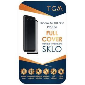 Tvrdené sklo TGM Full Cover na Xiaomi Mi 10T 5G/10T Pro 5G/10T Lite 5G (TGMFCXI10T5G) čierne
