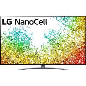 Televízor LG 65NANO96P strieborná