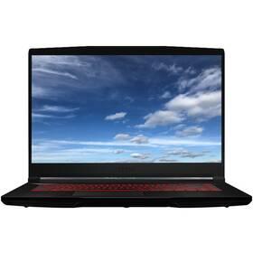 Notebook MSI GF65 Thin 10UE-200XCZ (GF65 Thin 10UE-200XCZ) čierny