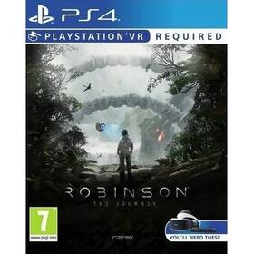 Hra Sony PlayStation VR Robinson: The Journey (PS4) (PS719865353)