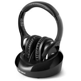 Slúchadlá Meliconi HP 600 Pro (497313) čierna