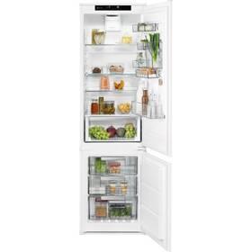 Kombinácia chladničky s mrazničkou Electrolux LNS8TE19S biela