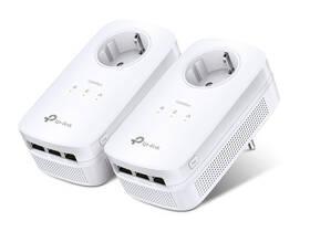Sieťový rozvod LAN po 230V TP-Link TL-PA8030PKIT (TL-PA8030PKIT) biely