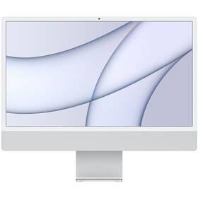 "PC all in-one Apple iMac 24"" M1 8x GPU, 8GB, 512GB, SK - Silver (MGPD3SL/A)"