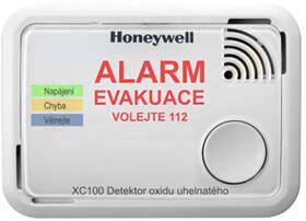 Detektor oxidu uhoľnatého Honeywell XC100-CSSK-A, Alarm Scan (XC100-CSSK-A)