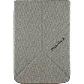 Puzdro pre čítačku e-kníh Pocket Book Origami U6XX Shell O series (HN-SLO-PU-U6XX-LG-WW) sivé