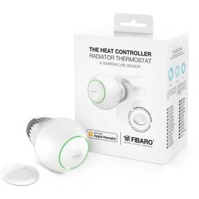 Bezdrátová termohlavica Fibaro a teplotní čidlo pro Apple HomeKit (FGBHT-PACK)
