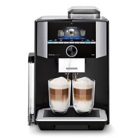 Espresso Siemens TI9553X9RW čierne/nerez
