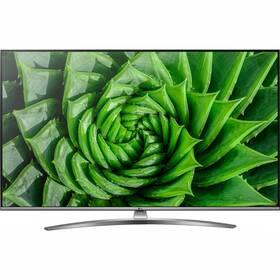 Televízor LG 55UN8100 strieborná