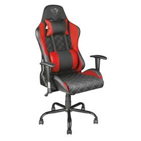 Herná stolička Trust GXT 707R Resto (22692) červená