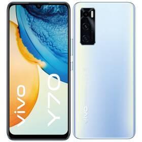Mobilný telefón vivo Y70 - Oxygen Blue (5656953)