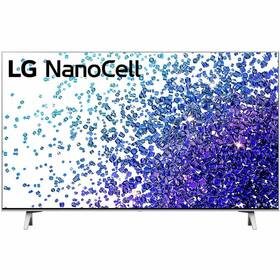 Televízor LG 43NANO77P sivá