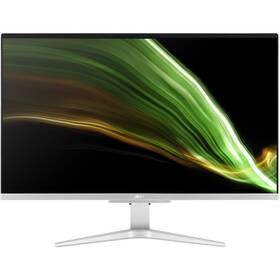 PC all in-one Acer Aspire C27-1655 (DQ.BGGEC.001) strieborný