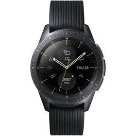 Inteligentné hodinky Samsung Galaxy Watch 42mm (SM-R810NZKAXEZ) čierne