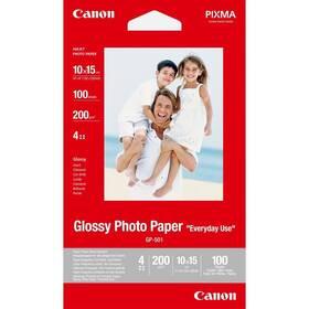 Fotopapier Canon GP 501,  foto 10x15 cm, 100 listů