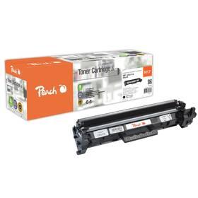 Toner Peach HP CF217A, No 17A, 1600  stran, kompatibilní (112116) čierny