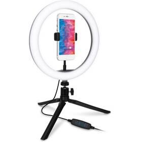 Svetlo Connect IT Selfie10Ring kruhové LED světlo, malé (CLI-2000-SM)