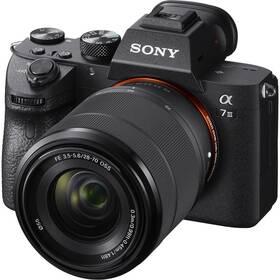 Digitálny fotoaparát Sony Alpha 7 III + 28-70 OSS čierny