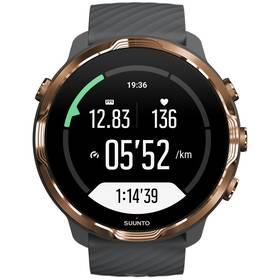 GPS hodinky Suunto 7 - Graphite Copper (SS050382000)