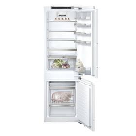 Kombinácia chladničky s mrazničkou Siemens iQ500 KI86SADD0 biela