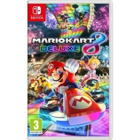 Hra Nintendo SWITCH Mario Kart 8 Deluxe (NSS430)