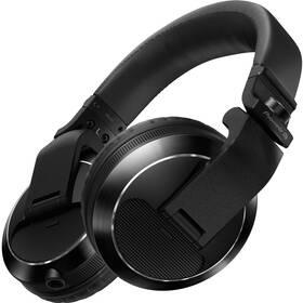 Slúchadlá Pioneer DJ HDJ-X7-K (HDJ-X7-K) čierna